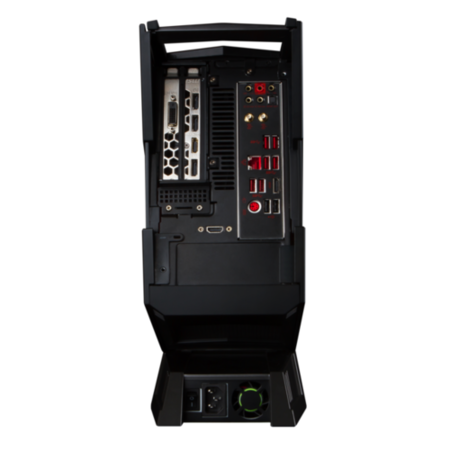 MSI Aegis X-002EU-B7670K Core i7-6700K 16GB 2TB + 256GB SSD GeForce GTX 1070 DVD-RW Windows 10 Gaming Desktop