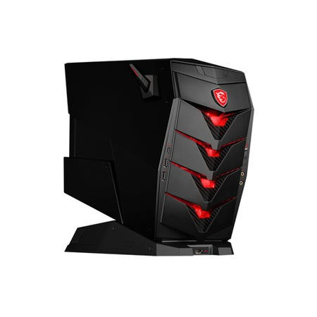 MSI Aegis 3 Core i5-7400 8GB 256GB SSD + 1TB DVD-SM GeForce GTX 1060 Windows 10 Gaming Desktop