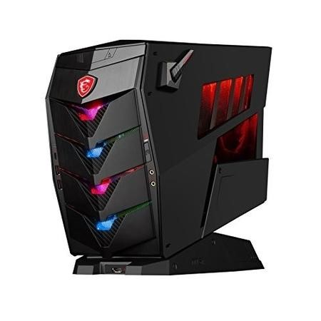 MSI Aegis Core i7-7700K 16GB 512GB SSD + 2TB DVD-SM GeForce GTX 1080 Windows 10 Gaming Desktop