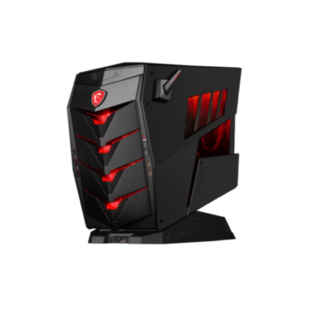 9S6-B90911-023 MSI Aegis X3 Core i7-7700K 16GB 2TB + 256GB SSD GeForce GTX 1070 Windows 10 Gaming Desktop