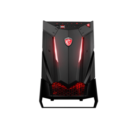 MSI Nightblade 3 Core i5-7400 8GB 1TB + 128GB SSD GeForce GTX 1060 6GB DVD-RW Windows 10 Gaming Desktop