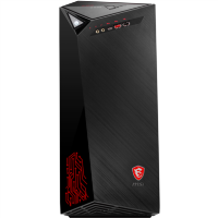 MSI Infinite Core i5-9400 8GB 1TB HDD + 128GB SSD GeForce RTX 2060 6GB Windows 10 Home Gaming PC