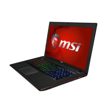 MSI GE70 2PE Apache Pro 4th Gen Core i7 8GB 1TB 128GB SSD 17.3 inch Full HD Windows 8.1 Gaming Laptop