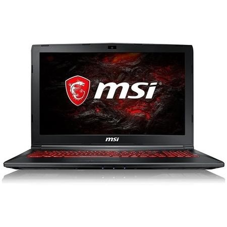9S7-16J962-1293 MSI GL62M 7REX Core i7-7700HQ 8GB 1TB + 256GB SSD GeForce GTX 1050Ti 15.6 Inch Windows 10 Gaming Laptop
