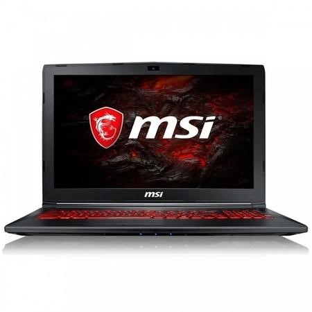 MSI GL62M 7DRX Core i5-7300HQ 8GB 1TB 15.6 Inch GeForce GTX 1050 2GB Windows 10 Gaming Laptop