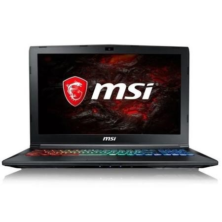 9S7-16JB92-880 MSI GP62MVR 7RFX Core i7-7700HQ 8GB 1TB + 128GB SSD 15.6 Inch GeForce GTX 1060 3GB Windows 10 Gaming Laptop