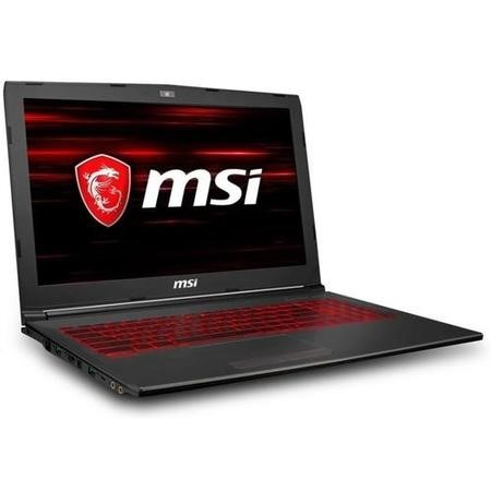 MSI GV62 8RE Core i7-8750H 16GB 1TB + 128GB SSD 15.6 Inch Nvidia GeForce GTX 1060 3GB Windows 10 Gam