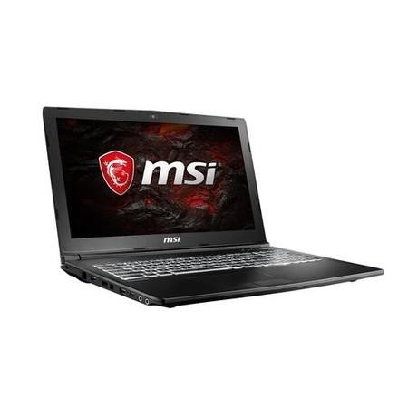 9S7-16P312-007 MSI GE63 7RD Raider Core i7-7700HQ 8GB 1TB + 128GB SSD 15.6 Inch GeForce GTX 1050 Ti 4GB Windows 10 Gaming Laptop
