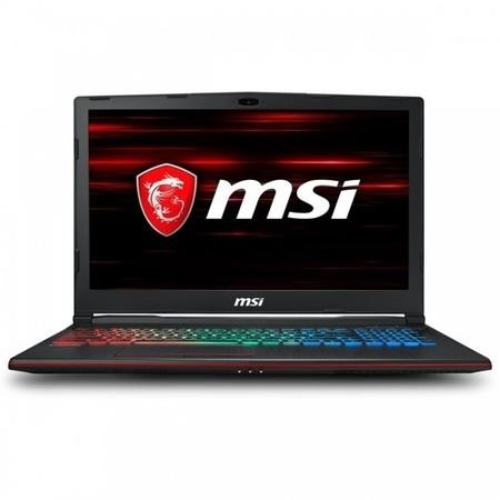 9S7-16P522-065 MSI GP63 Leopard 8RE Core i7-8750H 16GB 1TB + 128GB SSD GeForce GTX 1060 15.6 Inch Windows 10 Gaming Laptop