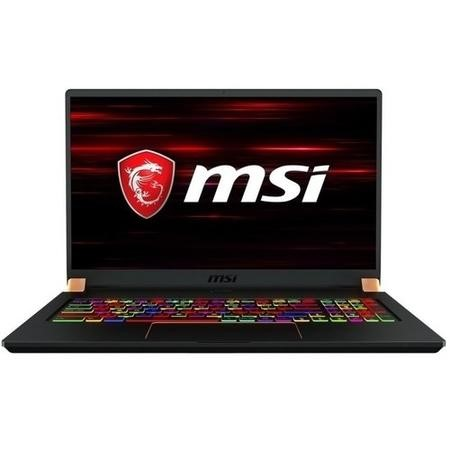 9S7-16Q411-224 MSI GS65 Stealth 8SE-224UK Core i7-8750H 16GB 256GB GeForce RTX 2060 6GB 15.6 Inch Windows 10 Gaming Laptop