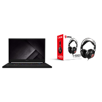 MSI GS66 Stealth 10SGS-475UK Core i7-10875H 16GB 1TB SSD 15.6 Inch FHD 300Hz GeForce RTX 2080 Super Max-Q 8GB Windows 10 Gaming Laptop