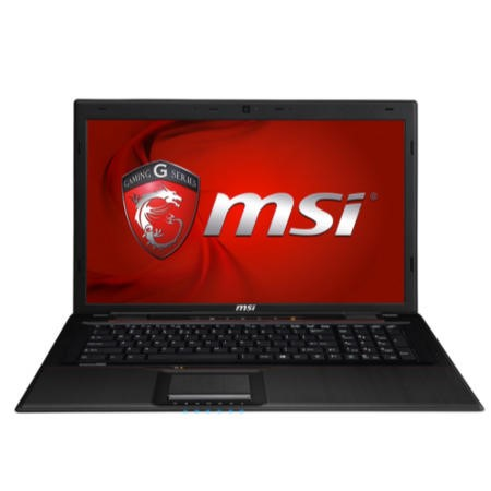 MSI GE70 2PC Apache Core i7 8GB 1TB 128GB SSD 17.3 inch Full HD Gaming Laptop