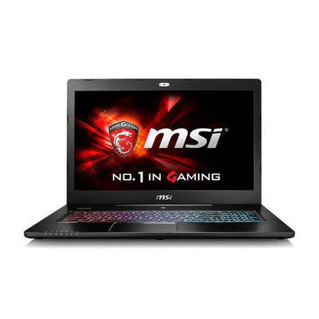 9S7-177514-267 MSI GS72 6QE Core i7-6700HQ 16GB 1TB + 256GB SSD Geforce GTX 970M 17.3 Inch Windows 10 Gaming Laptop