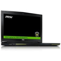 "MSI WT72 2OM-1420UK Sharkbay i7-4720HQ 16GB 128GB SSD 1TB Quadro K2200M 2GB 17.3"" Windows 7 Professional"