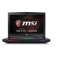 MSI Dominator Pro GT72VR 6RE-234UK Core i7-6700HQ 16GB 1TB + 128GB SSD Nvidia GeForce GTX 1070 8GB DVD-RW 17.3 Inch Windows 10 Gaming Laptop with Accessories