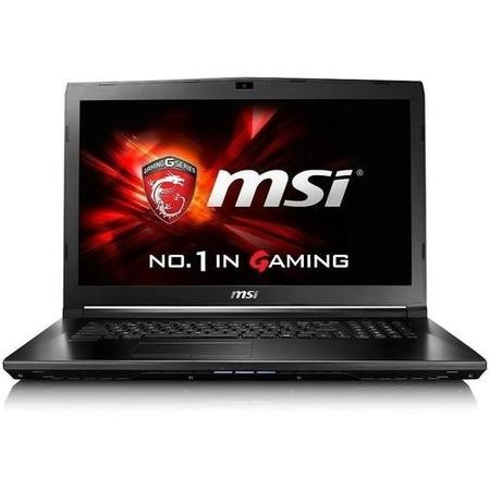 MSI GL72 Core i5-6300HQ 8GB 1TB GeForce GTX 950M 17.3 Inch Windows 10 Gaming Laptop