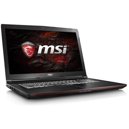 MSI GP72 Core i7-7700HQ 8GB 128GB SSD + 1TB DVD-RW GeForce GTX 1050 17.3 Inch Windows 10 Gaming Laptop