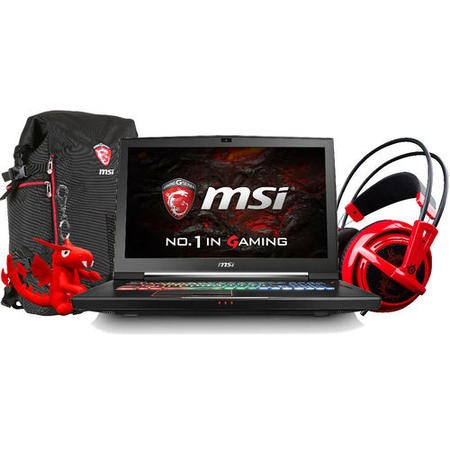 MSI Titan Pro GT73VR 6RF-220UK Core i7-6700HQ 16GB 1TB + 256GB SSD GeForce GTX 1080 8GB 17.3 Inch Windows 10 Gaming Laptop