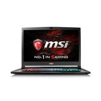 MSI Stealth Pro 4K GS73VR 7RF Core i7-7700HQ 16GB 2TB 256GB SSD GeForce GTX 1060 17.3 Inch Windows 1