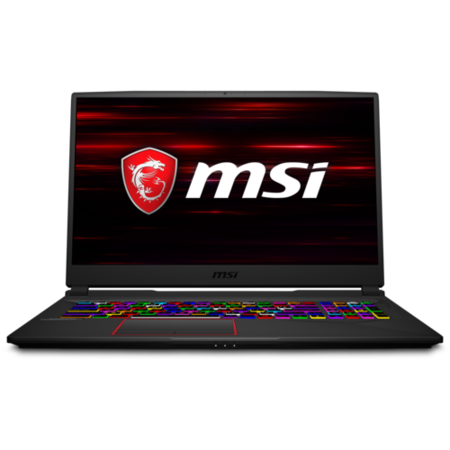 MSI GE75 Raider 9SE-491UK Core i7-9750H 16GB 1TB HDD + 512GB SSD 17.3 Inch FHD 144Hz GeForce RTX 2060 6GB Windows 10 Home Gaming Laptop