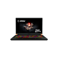 MSI GS75 Stealth 10SE Core i7-10875H 16GB 512GB SSD 17.3 Inch FHD 240Hz GeForce RTX 2060 6GB Windows 10 Gaming Laptop