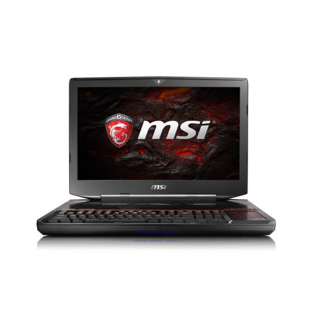 9S7-181542-208 MSI Titan SLI GT83VR 7RE Core i7-7920HQ 32GB 1TB 512GB SSD 2xGeForce GTX 1070 Blu-Ray 18.4 Inch Wind