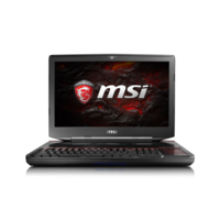 MSI Titan SLI GT83VR 7RE Core i7-7920HQ 32GB 1TB 512GB SSD 2xGeForce GTX 1070 Blu-Ray 18.4 Inch Wind