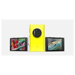 Nokia Lumia 1020 Sim Free Mobile Phone - Black