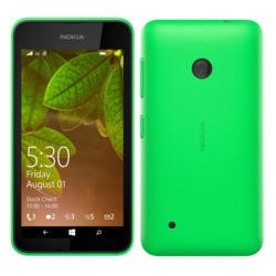 Nokia Lumia 530 Green 4GB Unlocked & SIM Free