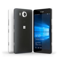 GRADE A1 - As new but box opened - Microsoft Lumia 950 Black 32GB Unlocked & Sim Free