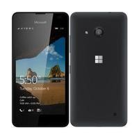 "Microsoft Lumia 550 Black 4.7"" 8GB 4G Unlocked & SIM Free"