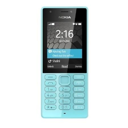 "A00028036 Nokia 216 Blue 2.4"" 16GB 2G Unlocked & Sim Free"
