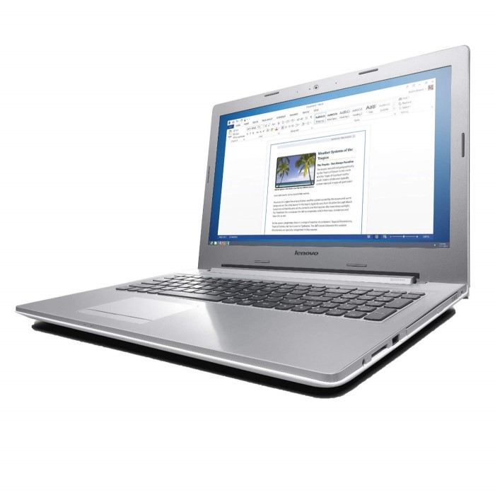 Refurbished Grade A1 Lenovo Z50-70 Core i7 8GB 1TB 15 6 inch NVIDIA GeForce  820M 2GB Windows 8 1 Laptop in Silver