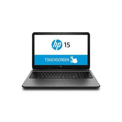A1 Refurbished HP Envy Touchsmart 15-R106NA Pentium Quad Core 8GB 1TB 15.6 Inch Touch Screen Windows 8.1 Laptop - Silver