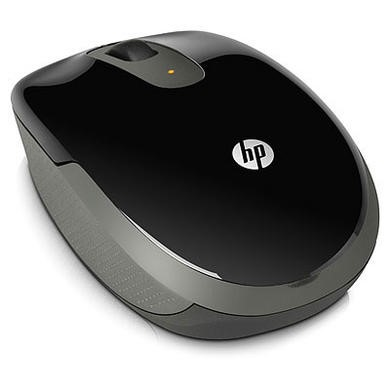 Hewlett Packard HP Wireless Mobile Mouse - Black