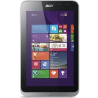 Refurbished Acer Iconia W4-820 2GB 64GB 8 inch Windows 8.1 Tablet in Silver