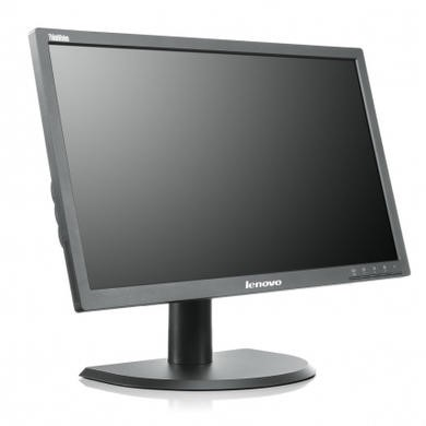 "Refurbished A1 Lenovo ThinkVision LT2323p 23"" LED Backlit LCD Monitor 1920x1080 5ms D-Sub DVI-D DisplayPort USB"