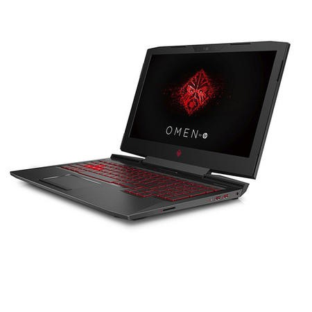 Refurbished HP Omen 15-ce001na Core i5 7300HQ 8GB 1TB + 128GB 15.6 Inch NVIDIA GeForce GTX 1050 Graphics Windows 10  Gaming Laptop