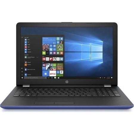 A1/1VH87EA Refurbished HP 15-bw059sa AMD A6-9220 4GB 1TB 15.6 Inch Windows 10 Laptop in Blue