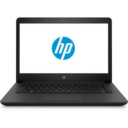"A1/2CM94EA Refurbished HP 14-bp062sa 14"" Intel Core i5-7200U 8GB 128GB SSD Windows 10 laptop in Jet Black"