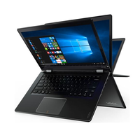 "Refurbished Lenovo Yoga 510-14ISK 14"" Intel Core i5-6200U 8GB 128GB SSD Radeon R5 M3430 Graphics Windows 10 Laptop"