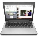 A1/80SM01MAUK Refurbished Lenovo IdeaPad 310 Core i3-6006U 4GB 1TB 15.6 Inch Windows 10 Laptop in Silver