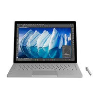 Refurbished Microsoft Surface Book Core i7-6600U 16GB 512GB SSD 13.3 Inch Windows 10 Professional 2 in 1 Tablet