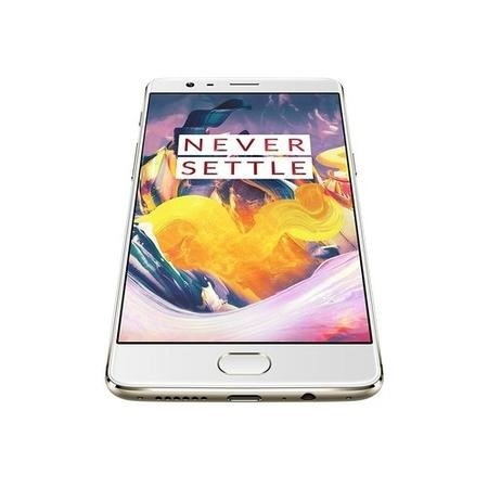 "Refurbished OnePlus 3T Gold 5.5"" 64GB 4G Unlocked & SIM Free"