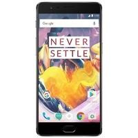 "Refurbished OnePlus 3T Grey 5.5"" 128GB 4G Unlocked & SIM Free"