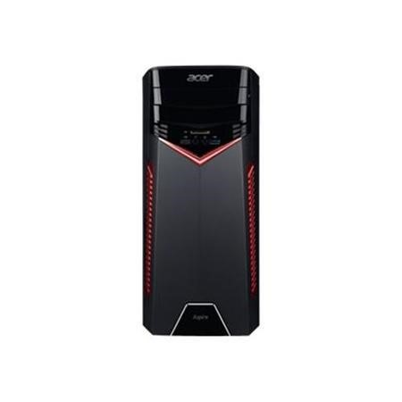 A1/DG.B88EK.001 Refurbished Acer Aspire GX-781 Intel Core i5-7400 8GB 256GB SSD NVIDIA GeForce GTX 1050 Windows 10 Gaming Desktop
