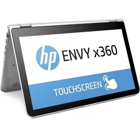 "A1/F4B11EA Refurbished HP x360 15-aq055na 15.6"" Intel Core i7-6560U 2.2GHz 8GB 1TB + 128GB SSD Windows 10 Touchscreen Convertible Laptop"
