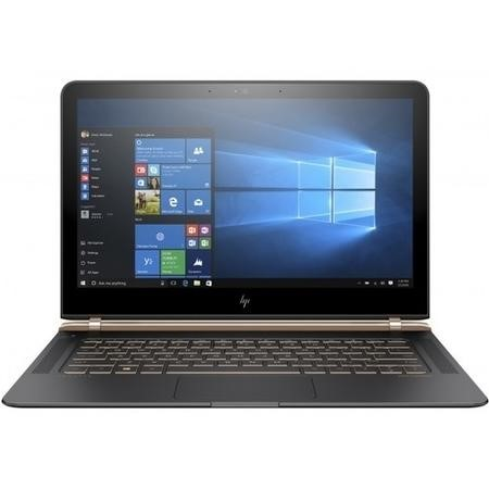"A2/F6P95EA Refurbished HP Spectre 13-v051na 13.3"" Intel Core i7-6500U 8GB 512GB SSD Windows 10 Laptop in Dark Grey and Copper"