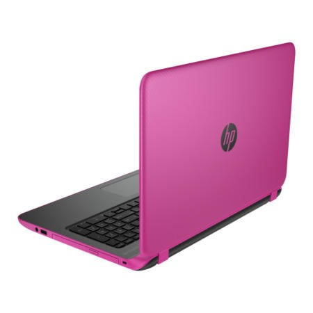 "Refurbished HP Pavilion 15-p248sa 15.6"" Intel Core i3-5010U 2.1GHz 8GB 1TB DVD-SM Windows 8.1 Laptop in Pink/Ash Silver"