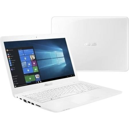 A1/L402SA-WX294TS Refurbished Asus VivoBook L402 Celeron N3060 4GB 32GB SSD 14 Inch Windows 10 Laptop in White